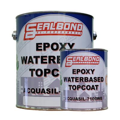 Sealbond Aquasil 7100wb Sealbond Chemicals Industries Inc